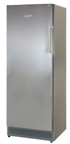 Морозильный шкаф с полками или ящиками