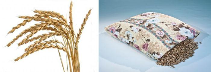 Пшеничная шелуха