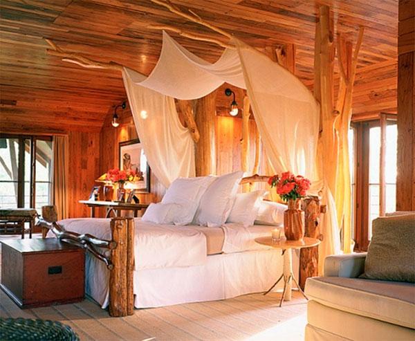 Деревянные панели для внутренней отделки стен – фото