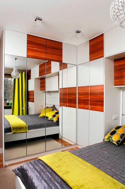 Гламурная спальня 9 метров дизайн, фото