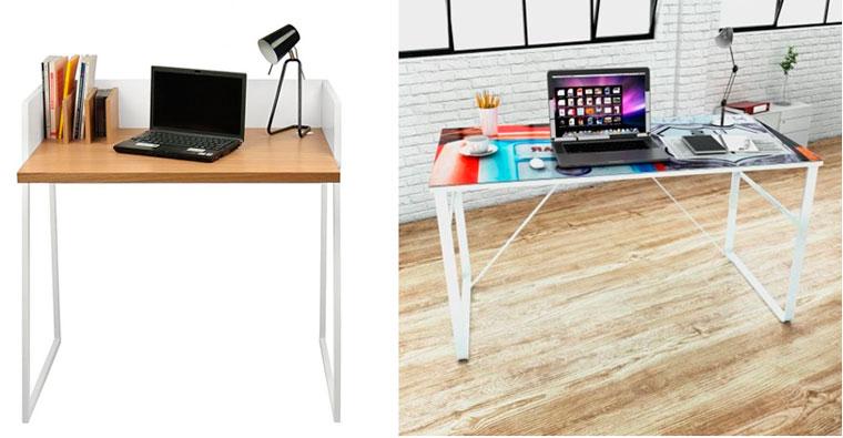Маленький столик для компьютера на ножках