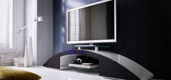 Мебель под телевизор в современном стиле