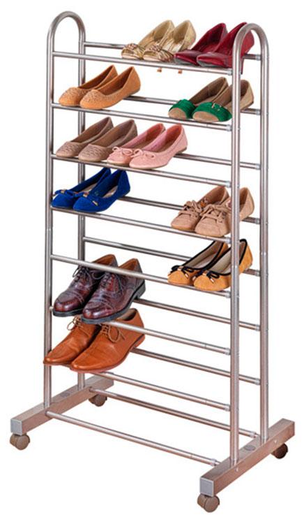 этажерка с колесиками