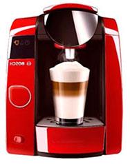 Кофемашина-кофеварка капсульного типа