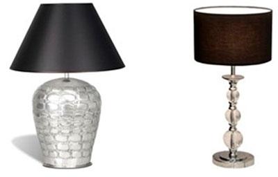 Классические прикроватные лампы