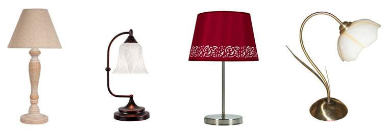 прикроватные лампы для спальни