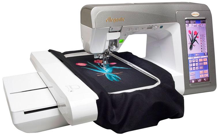 Швейная машина компьютеризированная