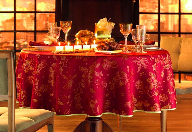 Скатерть на стол для кухни