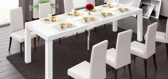 Какой обеденный стол выбрать для кухни