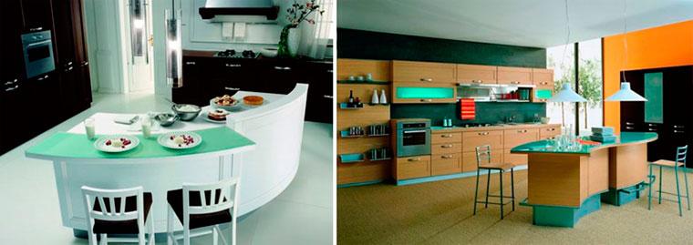 Обеденный стол и стулья для кухни