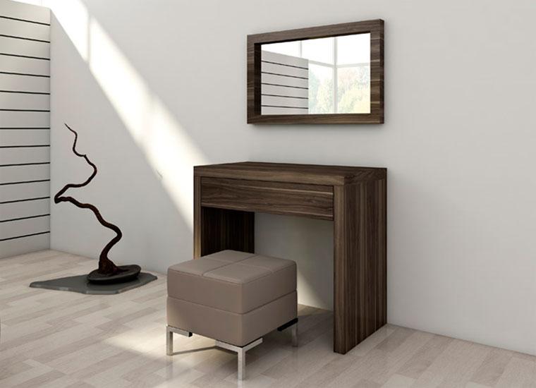 Фото. Трюмо в спальню в современном стиле