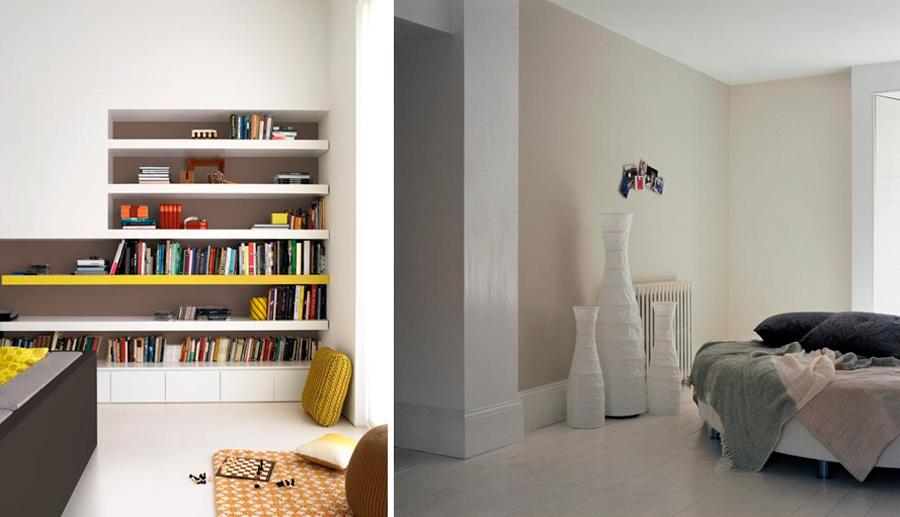 Белый цвет стен в интерьере и его оттенки