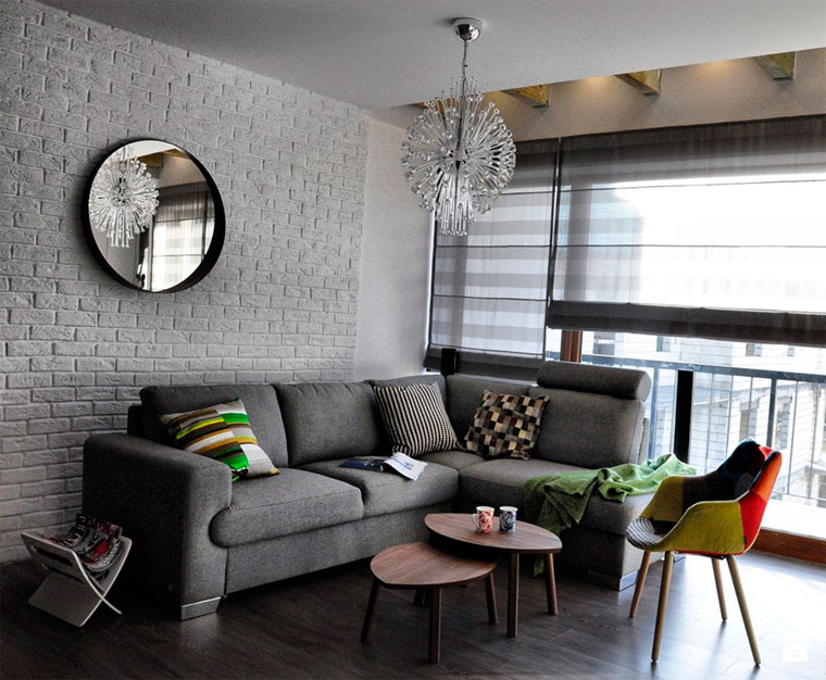 Как совместить мебель в разных стилях?