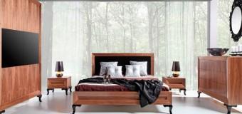 Как расставить мебель в спальне?