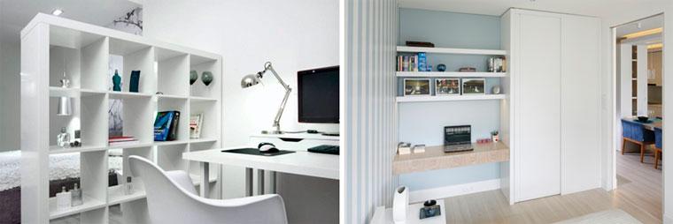 Как расставить мебель в длинной спальне, идеи зонирования