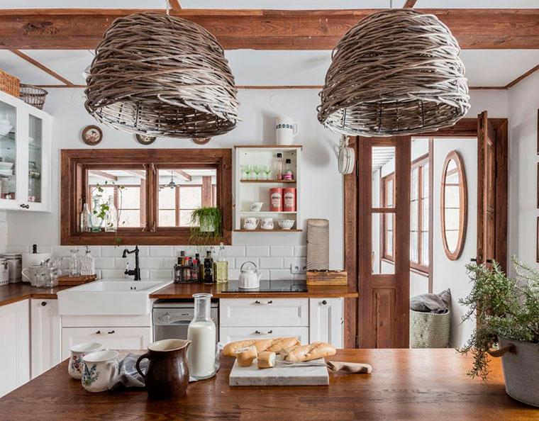 Для кухни с стиле ретро