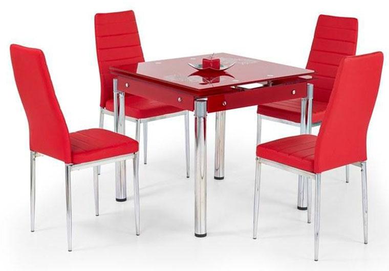 Столы для кухни со стеклянной столешницей