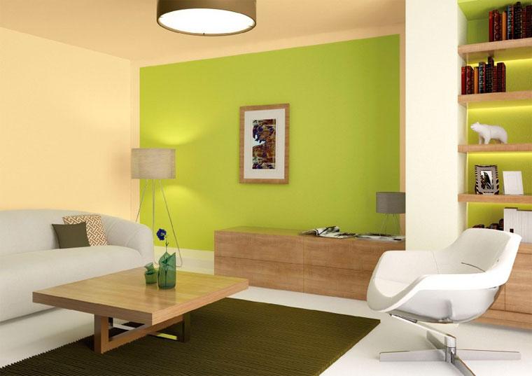 Интерьер квартиры в светлых тонах, фото