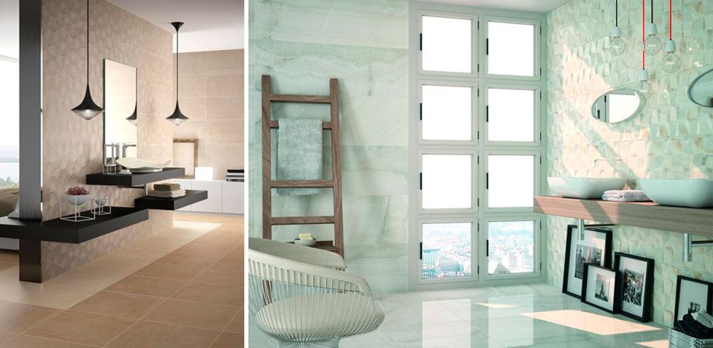 Тенденции в дизайне ванной комнаты в 2017