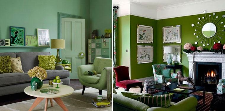 Интенсивный зеленый, фото
