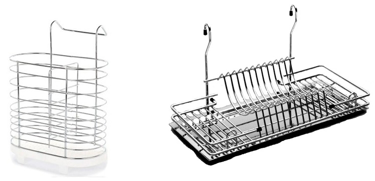 Практичные и эффективные сушилки для посуды