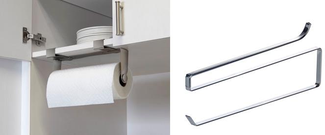 Для бумажных кухонных полотенец