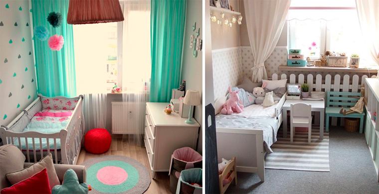Своими руками комната для маленькой девочки 537