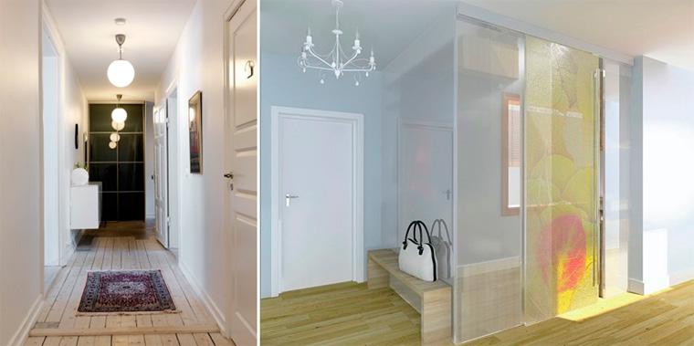 Светильник потолочный для прихожей и коридора, фото