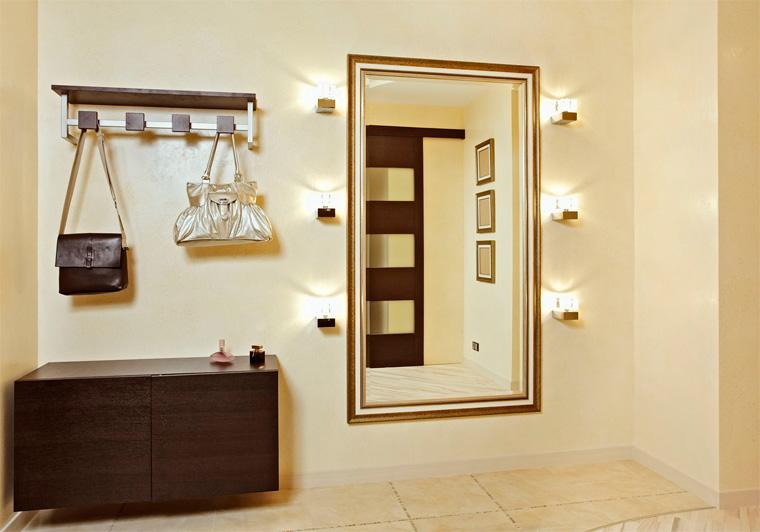Светильники в коридор и прихожую, фото