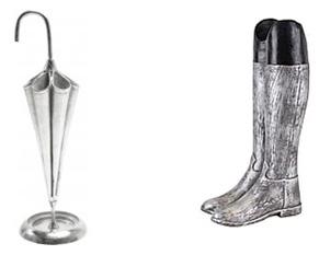 Оригинальные модели подставок под зонты