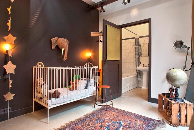 детская мебель в стиле лофт