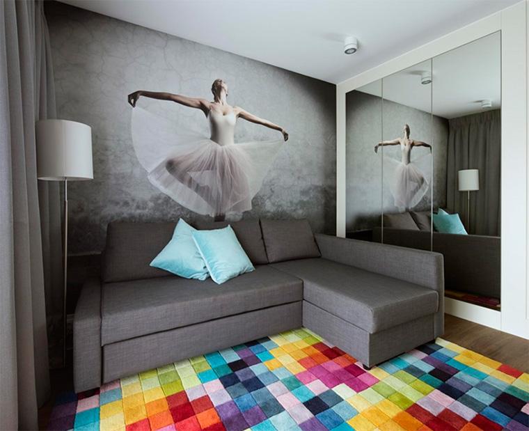 Детская комната в стиле лофт, фото