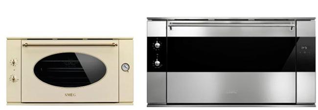 Размеры духовки