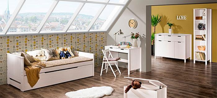 Модели с ящиком под спальным местом