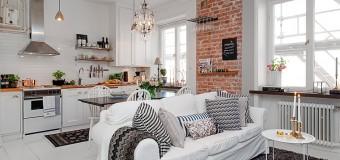 Как расставить мебель в однокомнатной квартире?