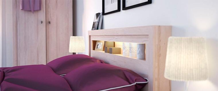 Современные кровати