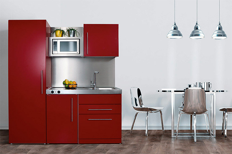 Мини-кухня для дома, фото