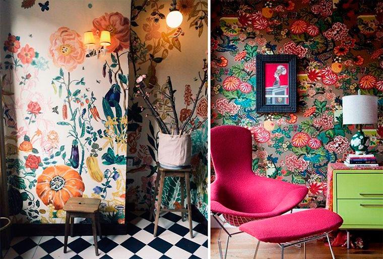 Цветы, растительные и цветочные мотивы