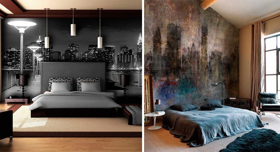 Дизайн спальни фото, 2017 современные идеи, обои