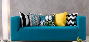 Красивые подушки на диван