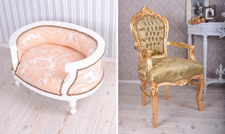 Современная мебель в стиле барокко