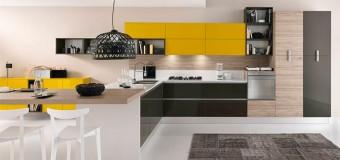 Как выбрать цвет кухонного гарнитура?