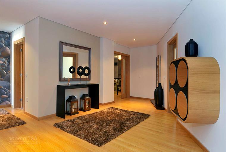 Отделка коридора в квартире – фото