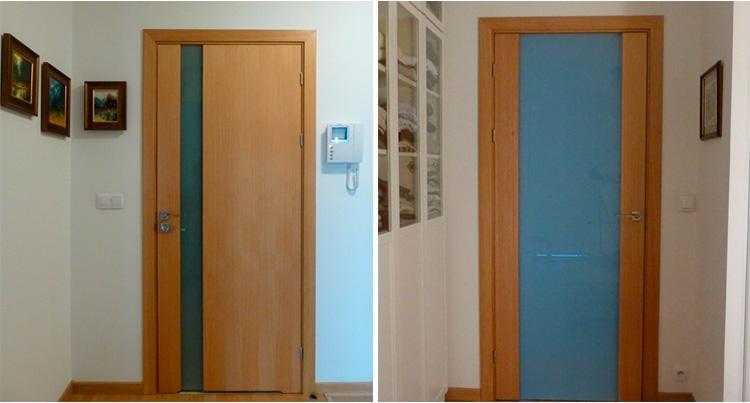 двери для ванной и туалета, фото
