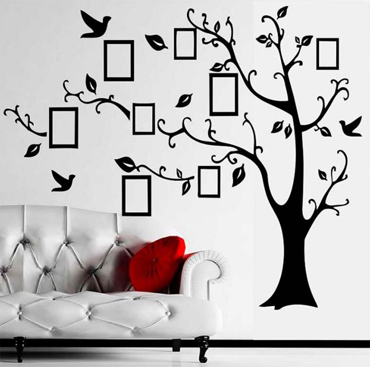 Генеалогическое дерево с фотографиями и воспоминаниями