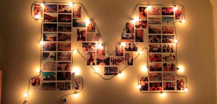Освещение галереи