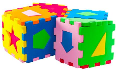Создание кубов