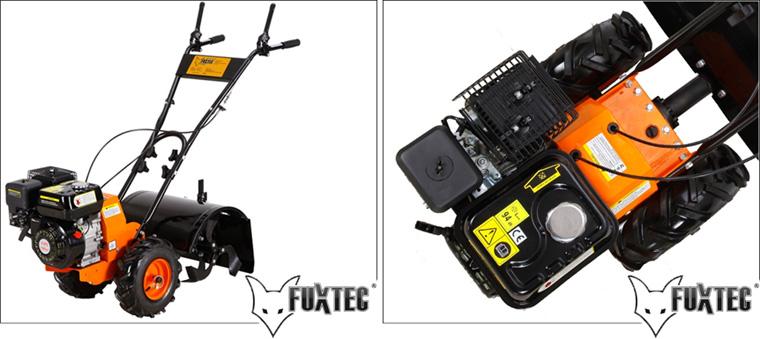 Культиватор бензиновый FUXTEC 6,5