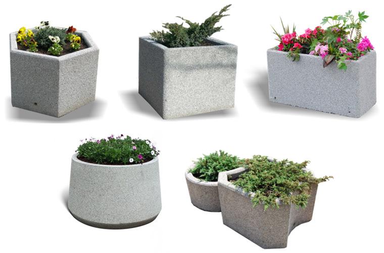 Вазоны для цветов уличные бетонные своими руками