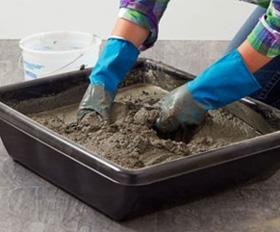 Готовим бетонную смесь